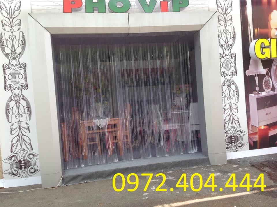 Màn nhựa PVC Lương Tiến bền bỉ với thời gian