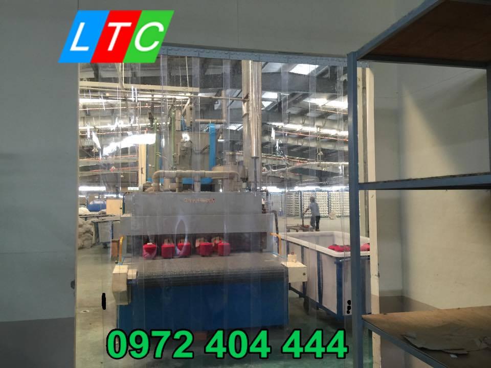 Màn nhựa PVC cho mọi công trình công nghiệp