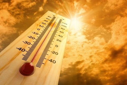 Nhiệt độ tăng cao sẽ gây nguy hiểm đến sức khỏe con người