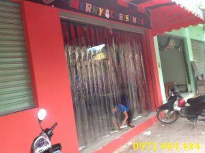 Rèm nhựa tại Hà Nội