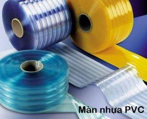Các loại màn nhựa PVC ứng dụng nhiều trên thị trường