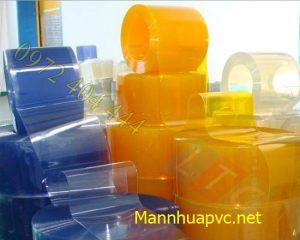 Màn nhựa PVC có những màu nào?