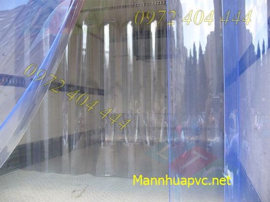 Công ty Lương Tiến cung cấp rèm nhựa PVC chất lượng cao