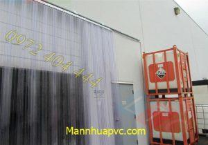 Rèm nhựa PVC cho nhà kho