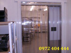 Rèm nhựa PVC cho nhà hàng lắp đặt ở vị trí nào?