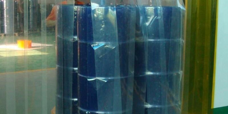 Màn nhựa PVC ngăn lạnh dạng cuộn đạt chuẩn Châu Âu
