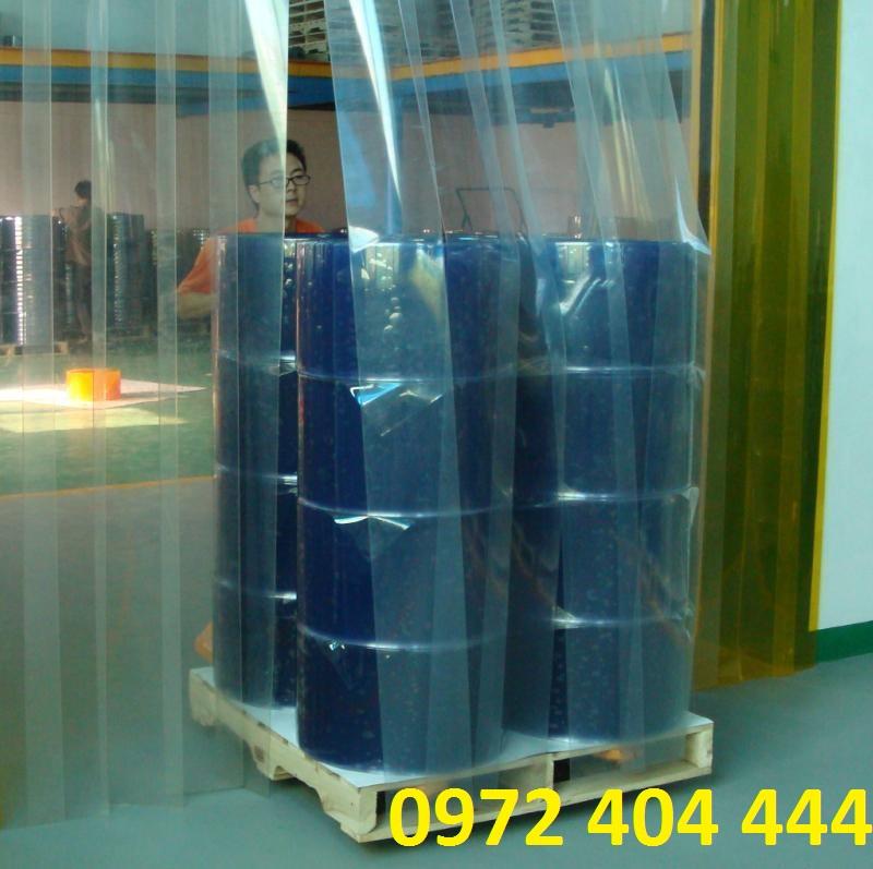 Màn nhựa PVC dạng cuộn   đạt chuẩn Châu Âu