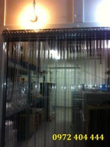 Màng nhựa ngăn bụi cho xưởng in