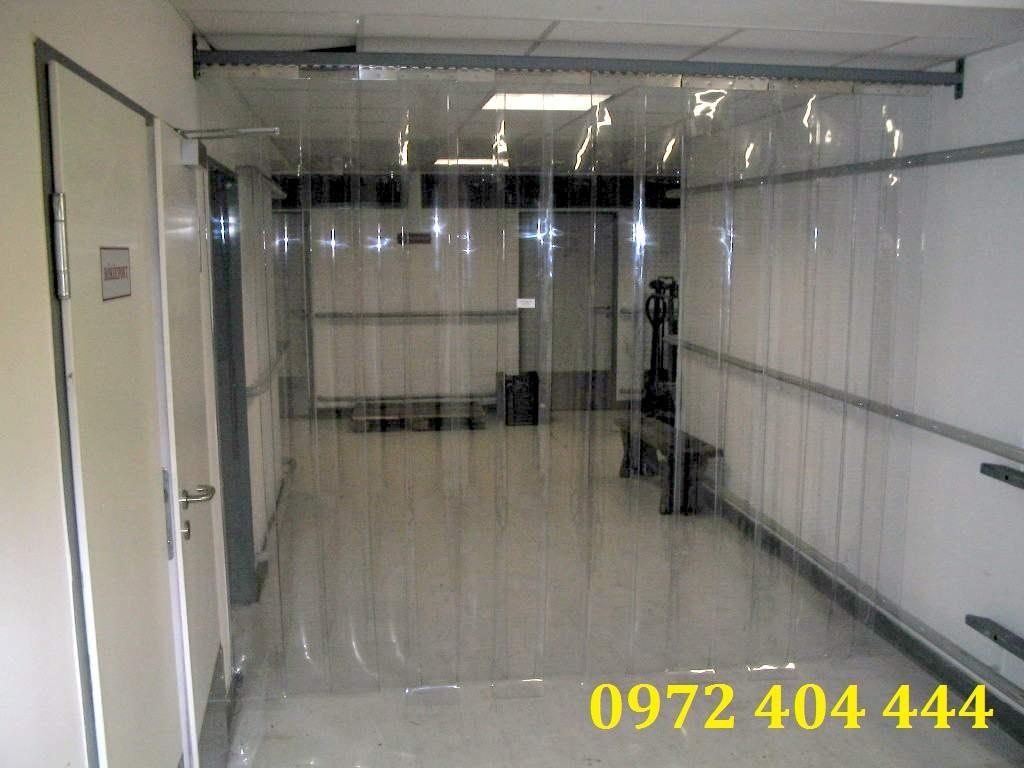 Công ty Lương Tiến cung cấp rèm nhựa chất lượng cao