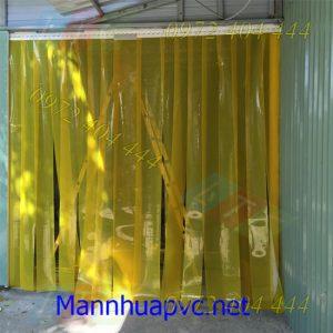 Tính linh động của màn nhựa PVC mềm