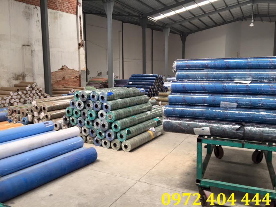 Màn nhựa PVC sản xuất trong nước