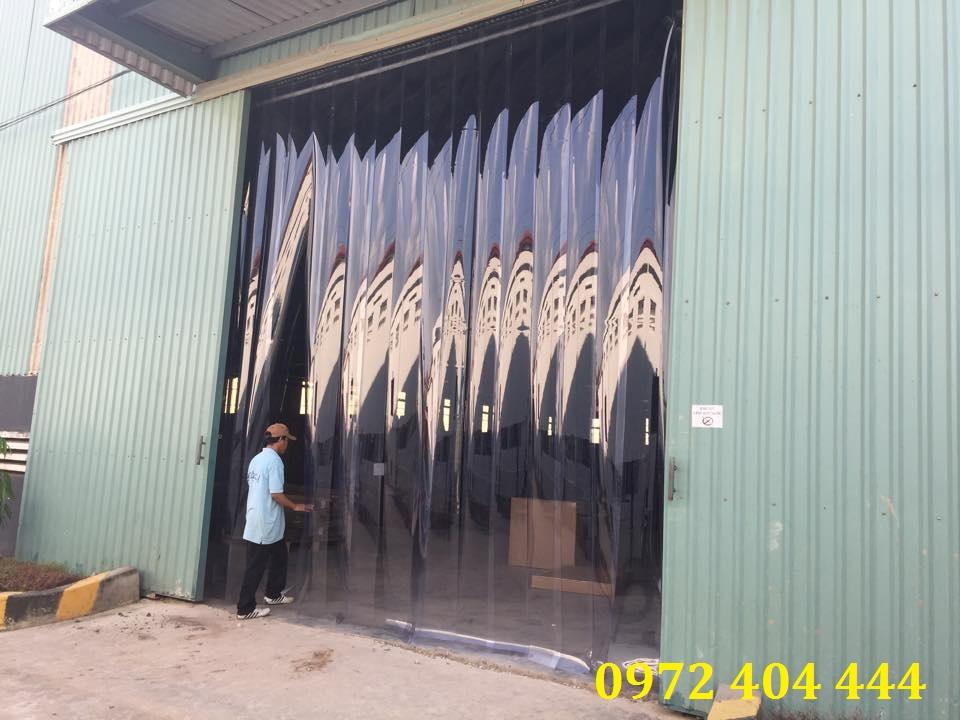 Công ty Lương Tiến cung cấp màn nhựa gía rẻ